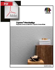 PDF: Prospekt CAPAROL Wandbeläge