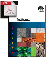 PDF: Beschichtungen und Dekorative Böden von CAPAROL